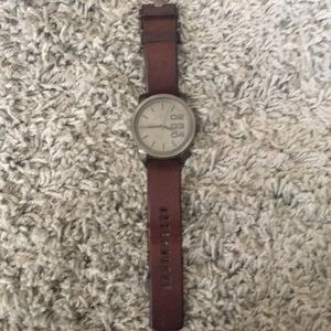 Diesel watch leather band